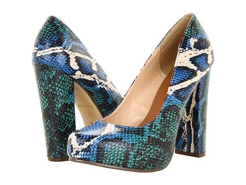 Pantofi Michael Antonio - Linden - Blue Snake