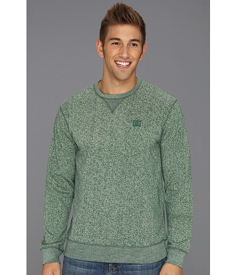 Bluze DC - Rebel Crew Sweatshirt - Evergreen