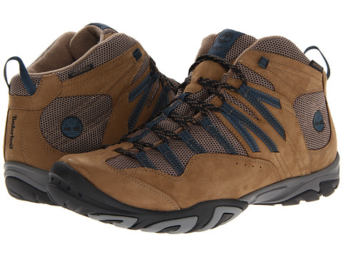 Ghete Timberland - Earthkeepersâ⢠Intervale Mid Vent - Light Brown