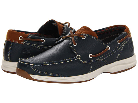 "Pantofi Timberland - Earthkeepersâ""¢ Hull Cove 2 Eye - Navy"
