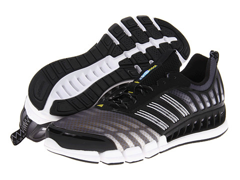 Adidasi Adidas Running - Clima ReVent - Black/Running White/Vivid Yellow