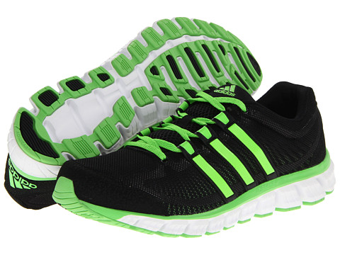 Adidasi Adidas Running - Liquid Ride M - Black/Ray Green/Running White