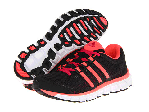 Adidasi Adidas Running - Liquid Ride W - Black/Red Zest/Blast Pink