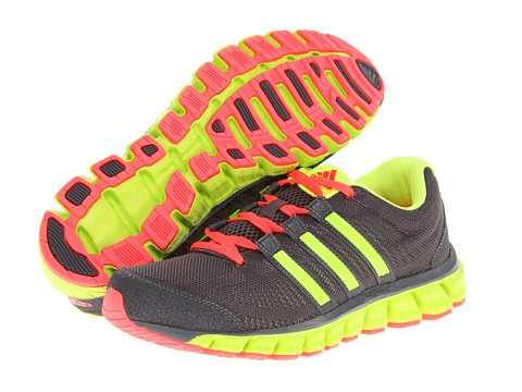 Adidasi Adidas Running - Liquid Ride W - Sharp Grey/Electricity/Red Zest