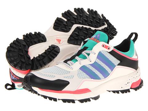 Adidasi Adidas Running - Response TR ReRun W - Chalk 2/Black/Blaze Green