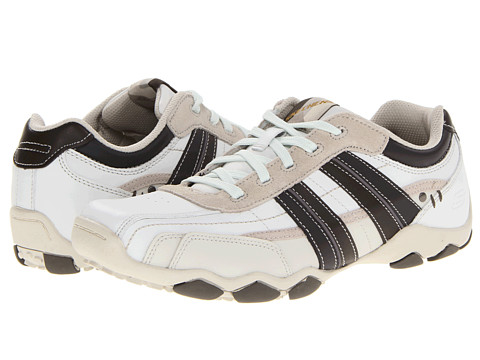 Adidasi SKECHERS - Diameter - Off White/Brown