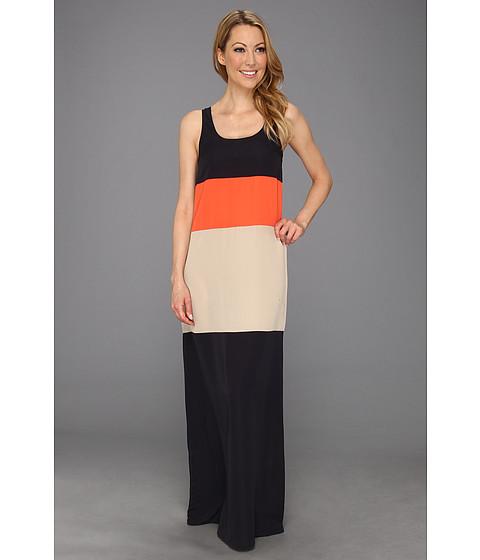 Rochii Michael Kors - Colorblock Tank Maxi Dress - Navy