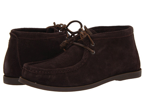 Ghete Sperry Top-Sider - Sedona - Dark Brown Suede