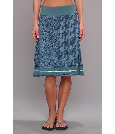 Fuste Prana - Lisette Skirt - Blue Ash