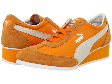 Adidasi PUMA - Caroline Wn\s - Orange Popsicle