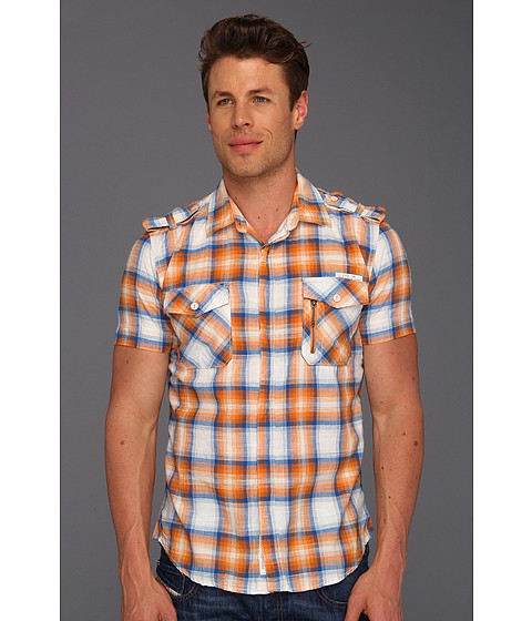 Camasi Diesel - Studder Shirt - Orange