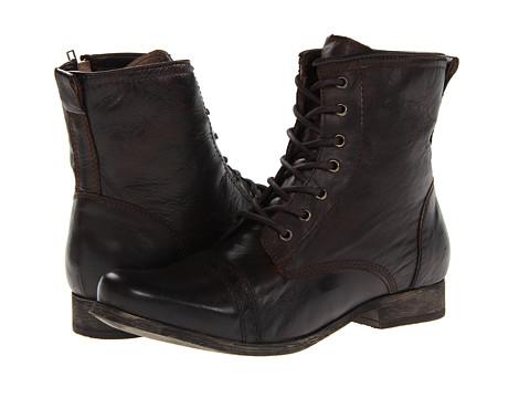 Ghete Steve Madden - P-Serino - Brown Leather