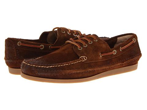 Pantofi Frye - Mason Camp Moc - Brown/Suede