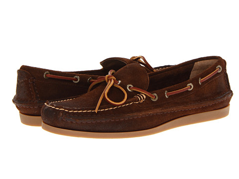 Pantofi Frye - Mason Tie - Brown/Suede