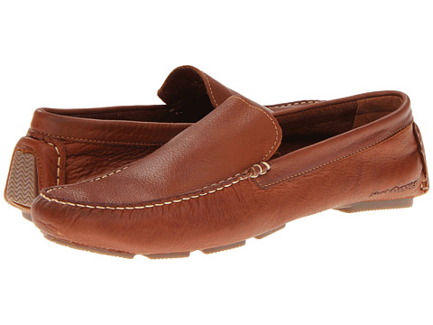 Pantofi Hush Puppies - Monaco Slip On MT - Tan Leather