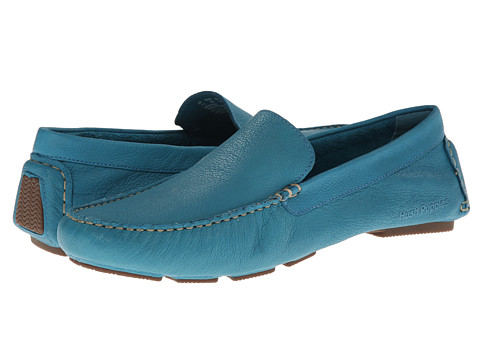Pantofi Hush Puppies - Monaco Slip On MT - Blue Leather