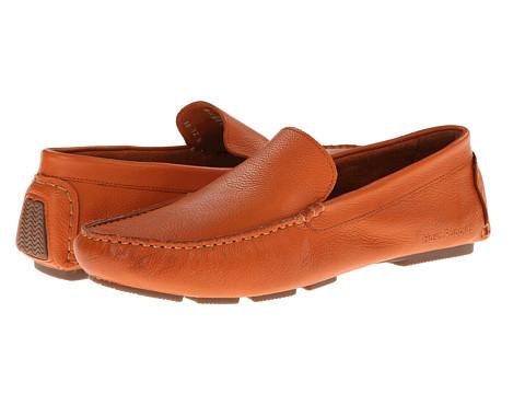 Pantofi Hush Puppies - Monaco Slip On MT - Orange Leather