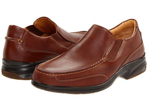 Pantofi Sperry Top-Sider - Gold ASV Dress Casual Gore - Dark Tan