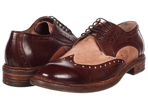 Pantofi UGG - Allcott - Dark Brown/Naturale