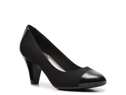 Pantofi Abella - Vanessa Pump - Black