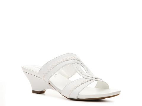 Pantofi Abella - Abela Piney Sandal - White