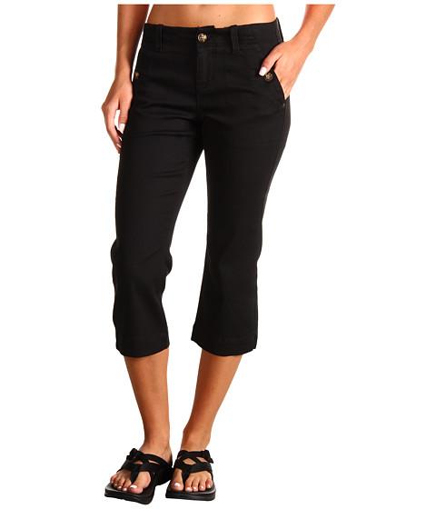 Pantaloni Lole - Promenade Capri - Black