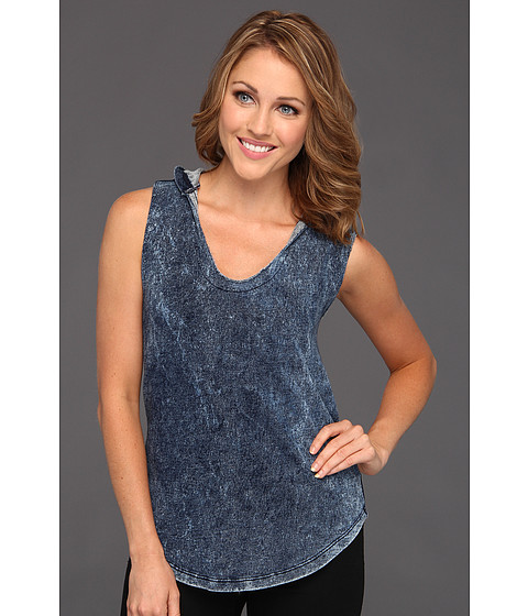 Bluze Big Star - Dee Sleeveless Pullover - Stonewash