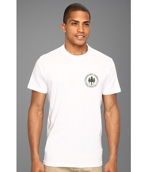 Tricouri Burton - Union Made Slim Fit T-Shirt - Stout White