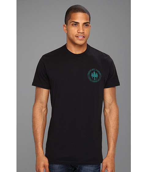 Tricouri Burton - Union Made Slim Fit T-Shirt - True Black