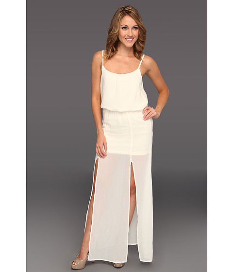 Rochii rsvp - Shanny Chiffon Dress - White