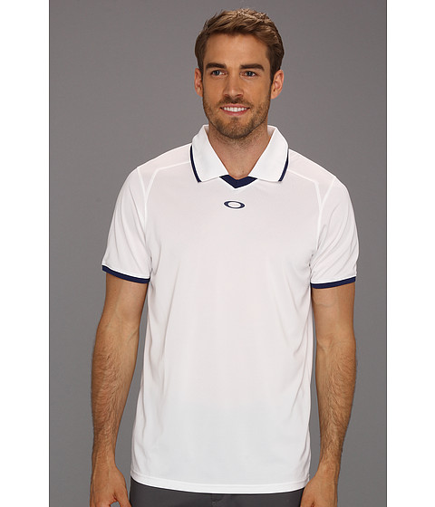 Tricouri Oakley - Oakley FC Polo - White