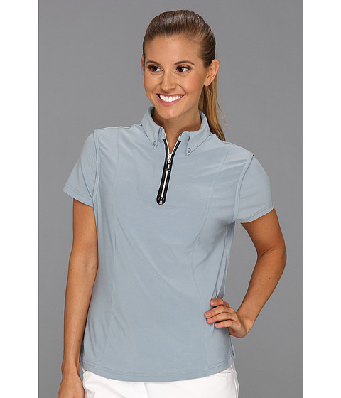 Tricouri DKNY - Carla Short Sleeve Top - Grotto Blue