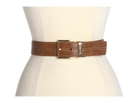 Curele Calvin Klein - Calvin Klein 38MM Reversible Belt - Camel
