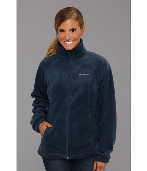 Jachete Columbia - Benton Springs⢠Full Zip - Columbia Navy