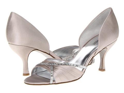 Pantofi Nine West - Quorra - Silver Satin