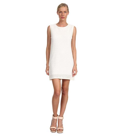 Rochii Tibi - Easy Dress - White