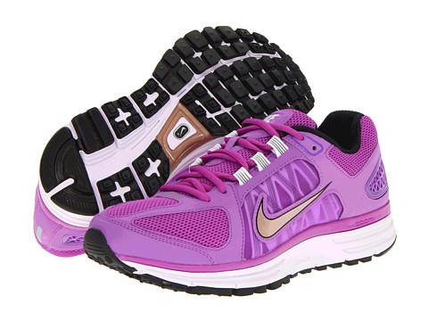 Adidasi Nike - Zoom Vomero+ 7 - Laser Purple/White/Light Violet/Metallic Red Bronze