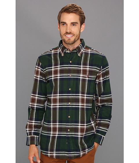 Camasi U.S. Polo Assn - Plaid Woven Shirt - Winter Pine