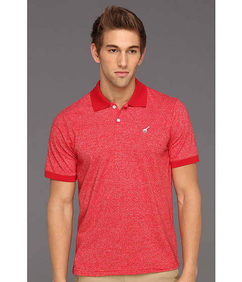 Tricouri L-R-G - Homewreckers S/S Polo - Red