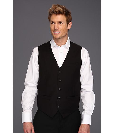 Jachete Perry Ellis - Regular Fit Vest - Black