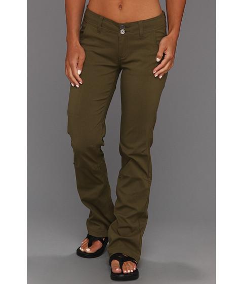 Pantaloni Prana - Halle Pant - Cargo Green