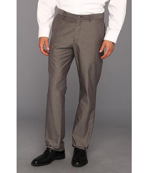 Pantaloni John Varvatos - Tailored Slim Trouser - Dark Ghurka