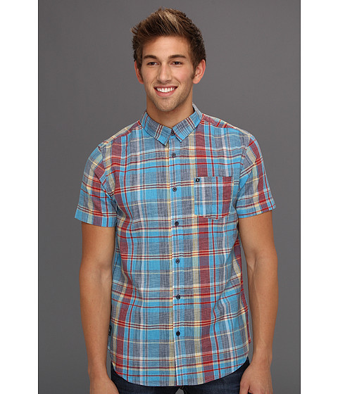 Tricouri Rip Curl - Spanish Sahara S/S Shirt - Blue