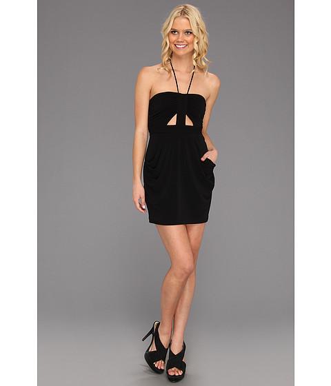 Rochii BCBGeneration - Gathered Bralet Dress - Black