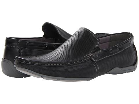 Pantofi Steve Madden - P-Markr - Black Leather