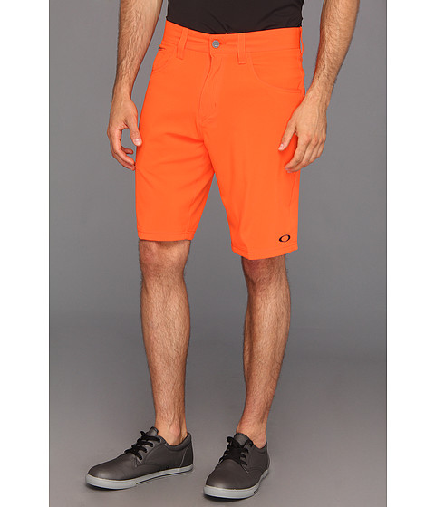 Pantaloni Oakley - 50s Stretch Short - Red Orange