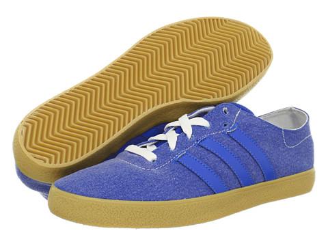 Adidasi adidas - Adi-Ease Surf - Bluebird/Bluebird/Gum (Textile)