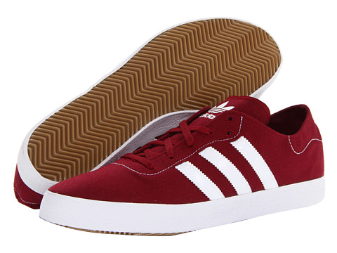 Adidasi adidas - Adi-Ease Surf - Cardinal/Running White/Black (Canvas)