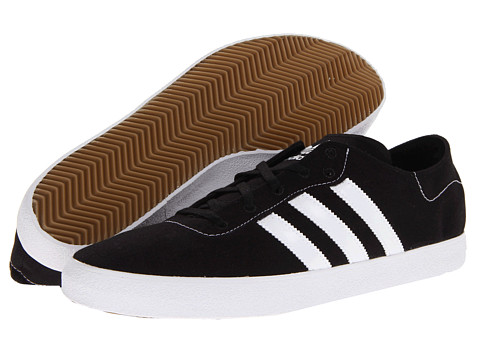 Adidasi adidas - Adi-Ease Surf - Black/Running White/Bluebird (Canvas)