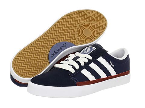 Adidasi adidas - Rayado - Silas - Collegiate Navy/White/Sub Brown